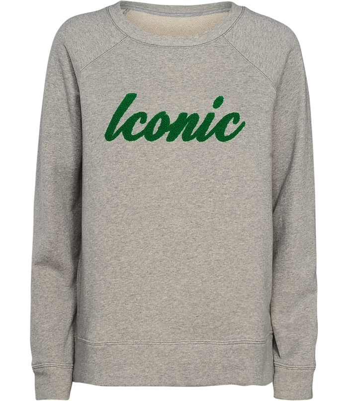 Sweater with text