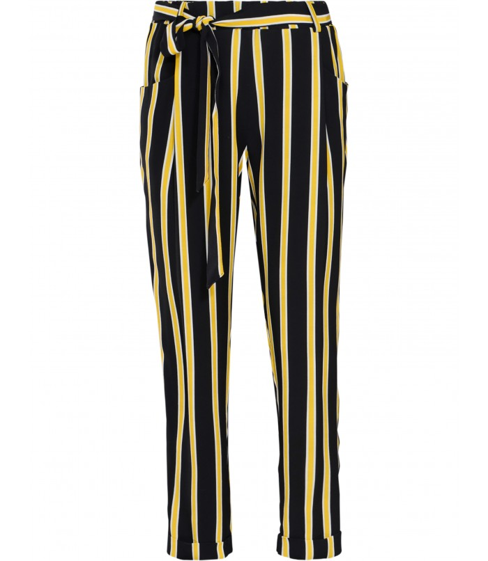 Stripy trousers