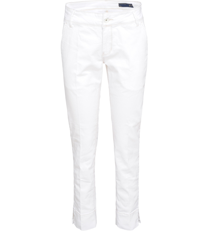 White denim Trousers