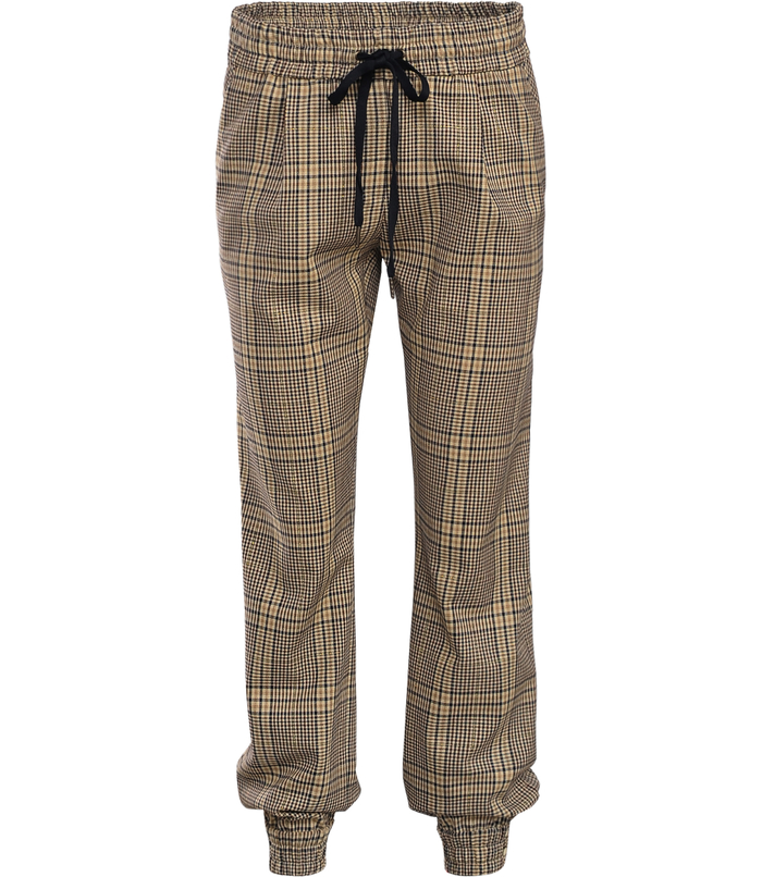 Baggy trouser with print
