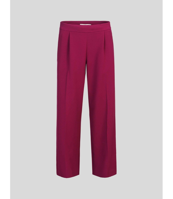 Wide-leg trousers