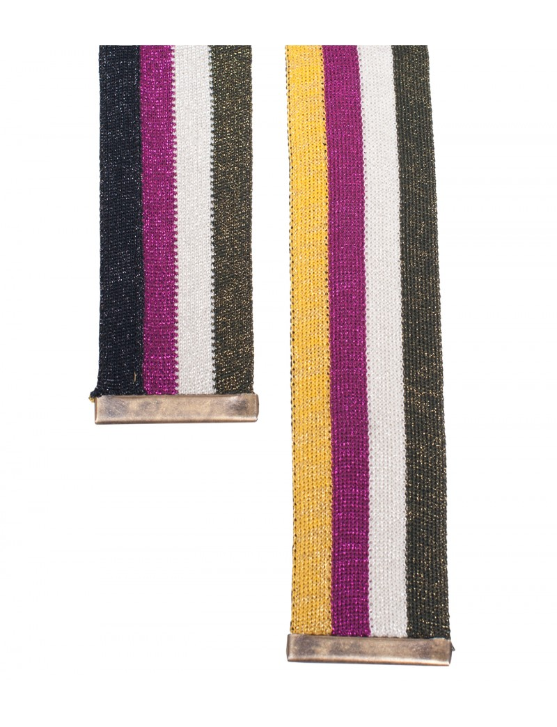 Knitted belt